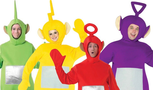 What has happened to gender neutral costumes?