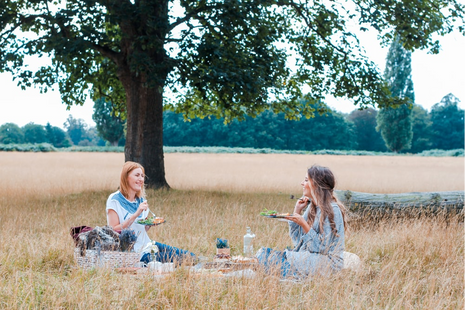Picnic spots in Canterbury