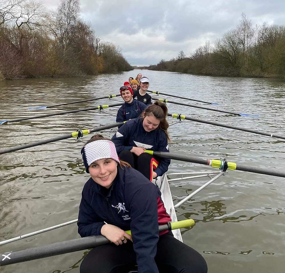UKC rowing