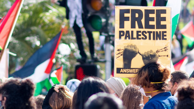 Kent Union responds to claims of silencing student-led pro-Palestine protest