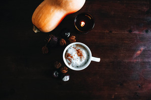 Autumn beverages to make at home