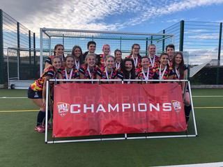 Marching Forwards: University of Kent Women's Hockey win BUCS South Eastern Conference Cup