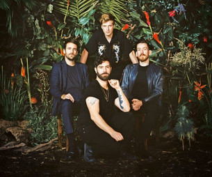 Foals' Everything Not Saved Will Be Lost Part 1 wakes up anxiety