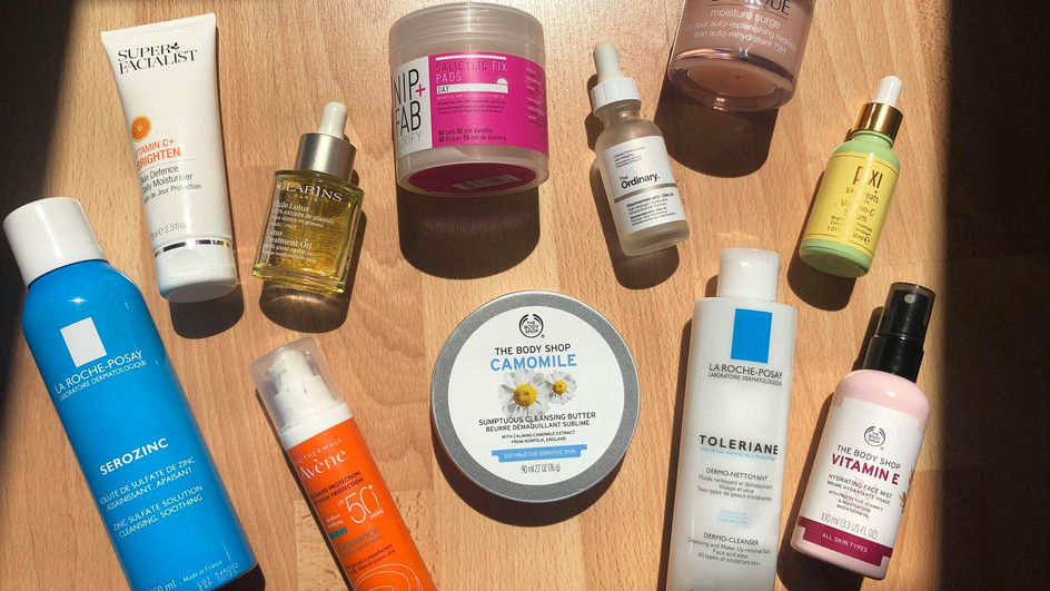 Daily skincare basics