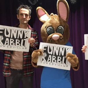 Funny Rabbit: Endearingly messy but intimate and very funny