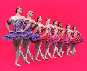 Les Ballets Trockadero de Monte Carlo – At the Marlowe
