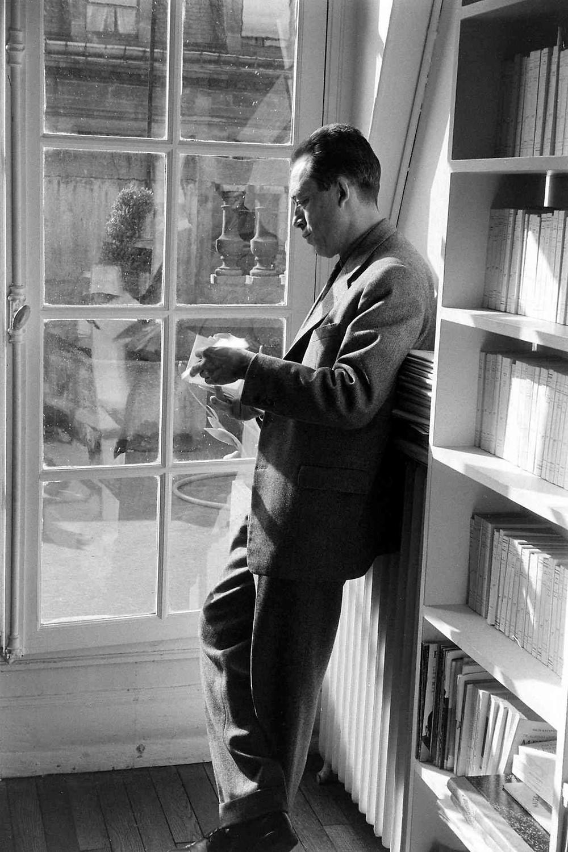 Albert Camus, image courtesy of Pinterest
