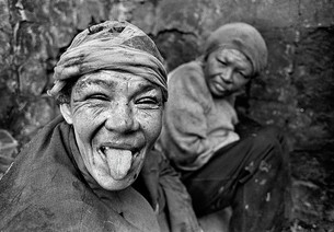 Beneath the Surface: South Africa in the 1970s, photography exhibit by Steve Bloom
