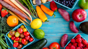 How to incorporate your 7-a-day into your university diet