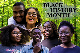 Special Edition: Black History Month Photoshoot