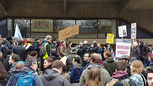 BREAKING: University and College Union announce strikes in spring