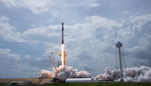 SpaceX and NASA a match made for the heavens leads to historic launch and step forward in manned spa