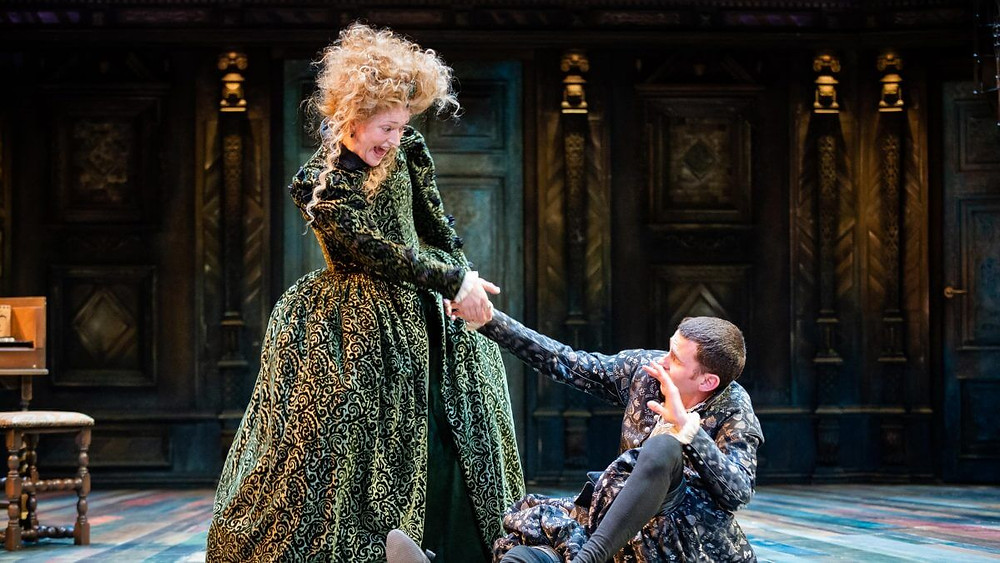 The Taming of the Shrew at The Marlowe Theatre