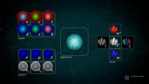 New evidence suggests the Standard Model is Incomplete.