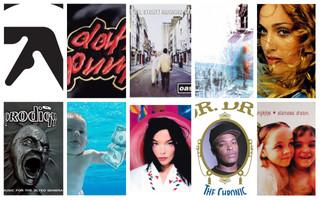 Ten '90s albums you should revisit during lockdown