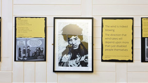 Kent professor and disabled rights activist celebrated in exhibition