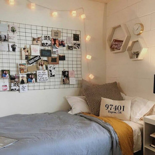 5 Easy tips to create your perfect university bedroom