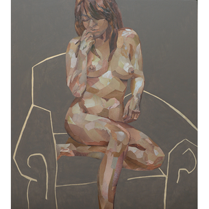 Female nudity exhibition breaks boundaries between expectations and reality