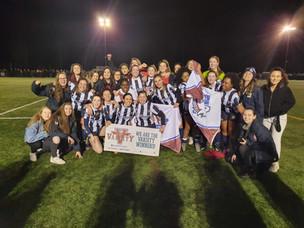 Kent Women's Football end 9-year drought