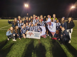 Kent Women's Football end 9-year drought