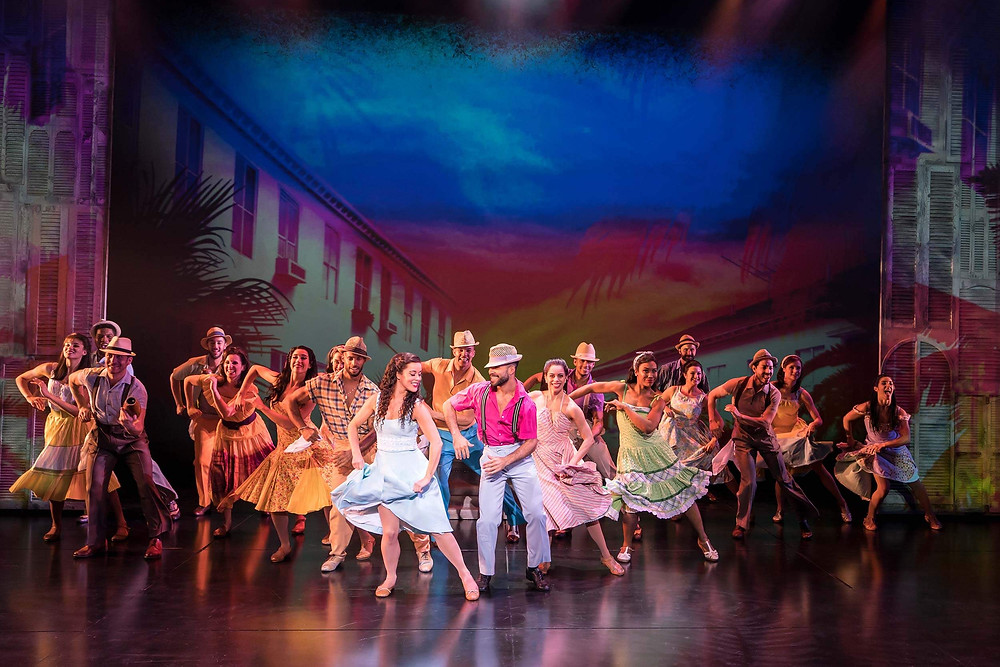 On Your Feet at The Marlowe Theatre Canterbury