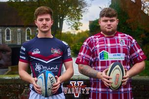 LIVEBLOG: Men's Rugby Varsity