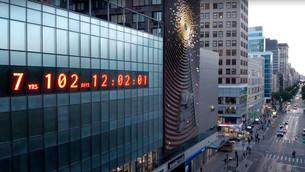 The Climate Clock: we haven't got long left