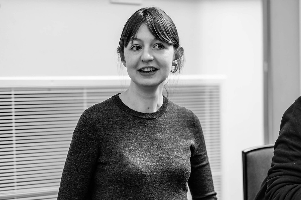 Sally Rooney by Chris Boland