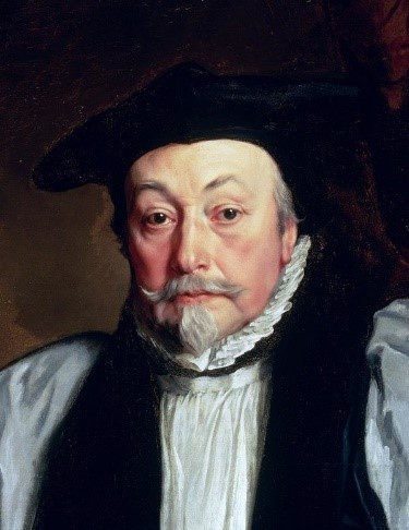 Archbishop William Laud. Image courtesy of National Portrait Gallery