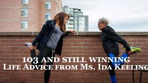 103 and Still Winning: Life Advice from Ms. Ida Keeling