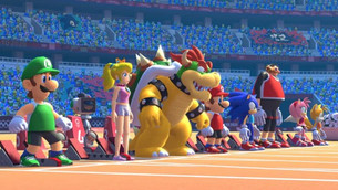 Mario and Sonic Tokyo 2020 review