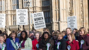 The abuse of women in parliament undermines democratic process