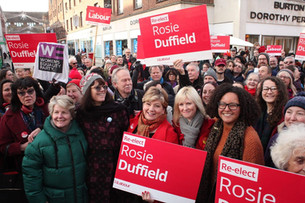 General Election 2019: Rosie Duffield increases Labour majority in Canterbury