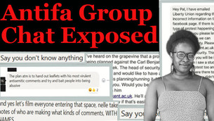 """EXCLUSIVE """"Let's bait people into being abusive"""": Antifa group chat exposed"""