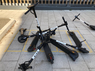 It's starting to look like e-scooters are here to stay