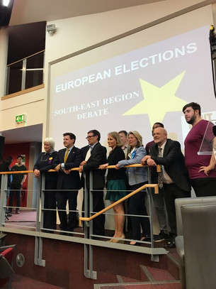 South East EU Elections Hustings