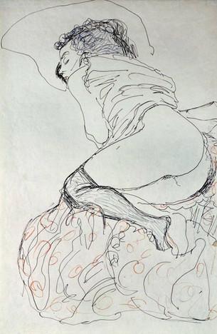Austria's Grotesque Revolutionaries - Gustav Klimt and Egon Schiele