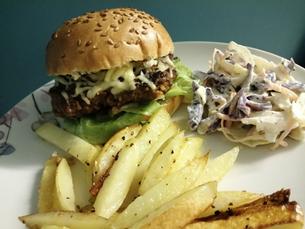 Fake-away series: Byron burgers at home