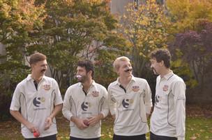 University of Kent raise £18,661 for Movember