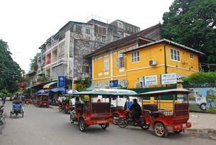 A trip down memory lane and beyond - Cambodia