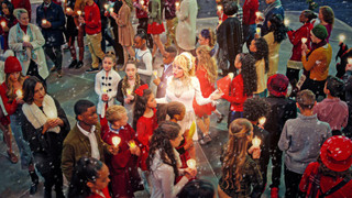 Dolly Parton's Christmas on the Square is cheesy, seasonal fun, wrapped up in a little bow