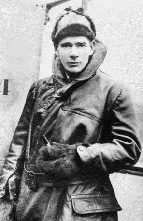 Major Edward 'Mick' Mannock.