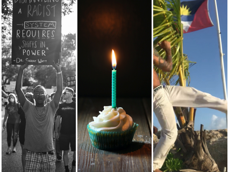 Delayed Elections, Birthday Reflections, and Capoeira Completions