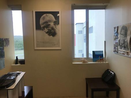 Between Malcolm and Mahatma