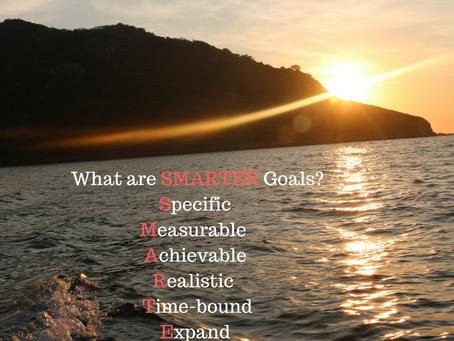 SMART and SMARTER Goals