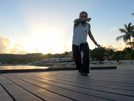 Capoeira Circles and Life Squares