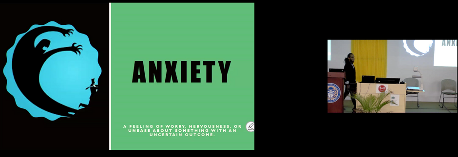 SOS - Anxiety and Positive Self-awareness
