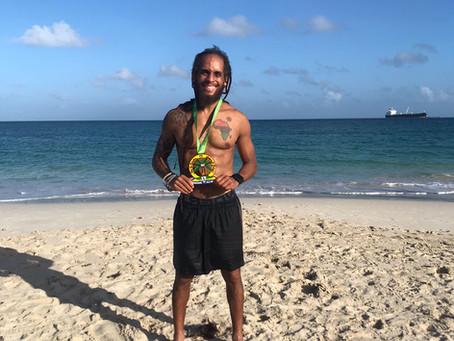 Training Capoeira and Running Marathons