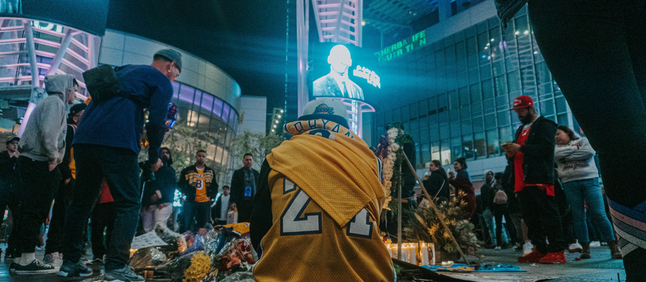 Kobe Bryant, Super Bowl LIV, and Life