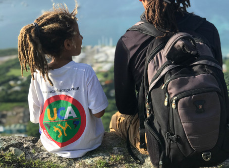 Caribbean Hiking and Finding Peace